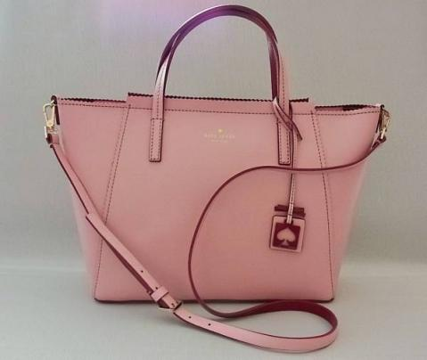 637a0d1359a6f Kate Spade Loryn Ivy Drive Pink