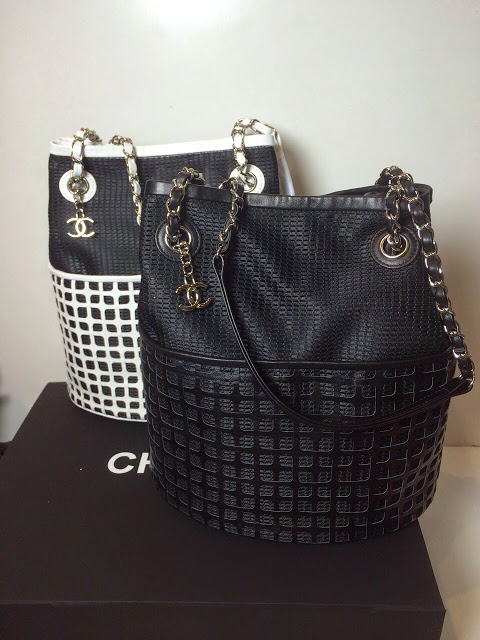 d82f846da994af Chanel Petit Canvas Premium Mirror Original Leather 38x29cm (Free Box and  Paperbag Chanel) IDR 6.550.000,-